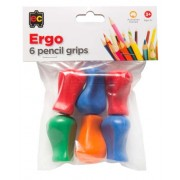 Pencil Finger Grips (Pack of 6)