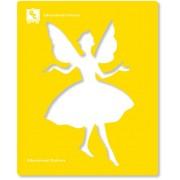 Stencil Fairy 6pk