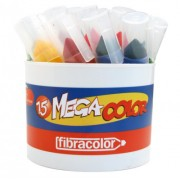 Markers Mega Washable (Pack of 15)