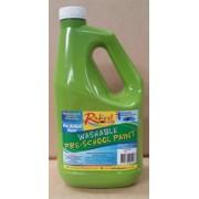 Radical Cascade Washable Pre-School Paint - Lime (2 Litres)