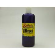 Glitter Paint - Purple 500ml