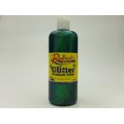 Glitter Paint- Turquoise 500ml