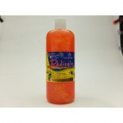 Glitter Paint - Orange 500ml