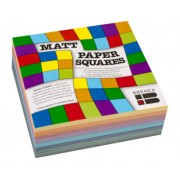 Kinder Paper Squares Matt 127x127mm (Pack of 360)