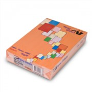 Copy Paper A4 - Orange (500 Sheets)