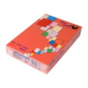 Copy Paper A4 - Red (500 Sheets)