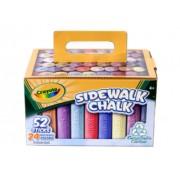 Chalk Crayola Sidewalk 48pk