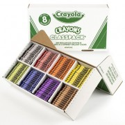 Crayons Crayola Class (Pack of 400)
