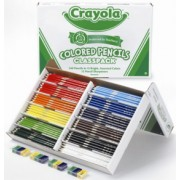 Pencils Crayola Long 240pk