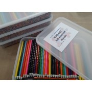 Pencils Coloured Bulk 240pk
