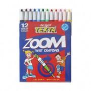 Crayons Crayola Twists (Pack of 12)