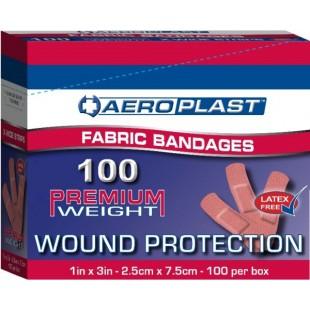 Bandaids Fabric 100s