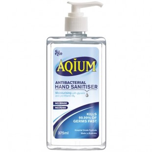 Aqium Hand Gel 375ml
