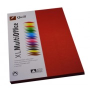 Cover Paper A4 Red (250 sheets)