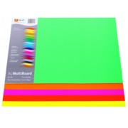 Board Fluoro 510x640mm 20 Sheets