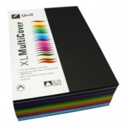 Cover Paper A3 Assorted Colours (500 sheets)