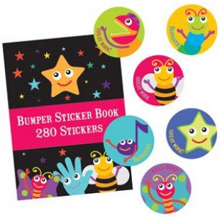 Encouragement Stickers 1000pk