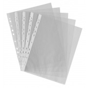 Sheet Protectors Sovereign A4 100pk