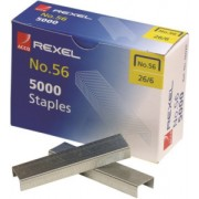 Staples 26/6 (Pack of 5000)