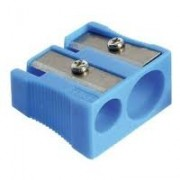 Sharpener 2 Hole Plastic