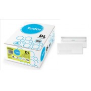 Envelopes DL Window Face 500pk