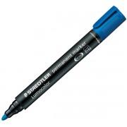 Permanent Marker Bullet 352 Staedtler - Blue (Each)