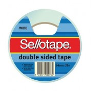 Double Sided Tape 24mm x33m