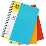 Spirax 512 A4 Notebook Ass 4