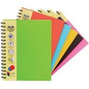 Spirax 511 A5 Notebook Asst 4