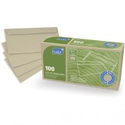 Envelopes 100% Recycled DL Plain Face