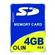 SD Memory Card 4GB