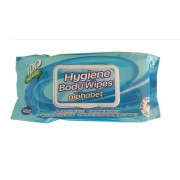 Alphabet Unscented Wipes (Pack of 100)