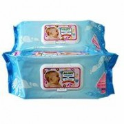 Uni-Wipes Unscented 80 pack