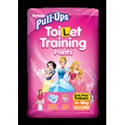 Pull-Ups Girl 14-18kg 13 pack