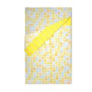 Compact Cot Sheet - Yellow