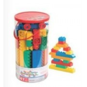 Interlocking locbloc 67 pieces