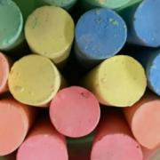 Jumbo Chalk Coloured (Pack of 15)