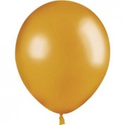 Metallic Gold Balloons (Pack of 20)
