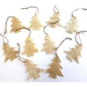 Sisal Christmas Trees 20s