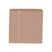 Bag Brown 2 Square 210x205mm (Pack of 1000)