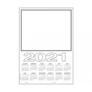 Cardboard Calendars A3 2022 PA993 (Pack of 10)