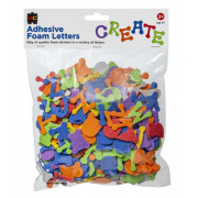 Adhesive Foam Letters (60g)