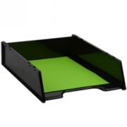 Document Tray Italplast GreenR Recycled Black