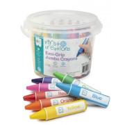 Crayon Easi-Grip Jumbo First Creations (Tub of 32)