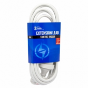 Extension Lead 3m White The Brute Power Co.