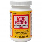 Modge Podge Matte Glue 236ml