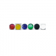 Paint Set 6 (Red, Yellow, Blue, Green, Black, White)