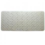 Rubber Non-Slip Mat 40 x 70cm White
